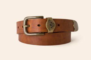 Handmade Leather Belt 1¼ wide Northam - Heistercamp