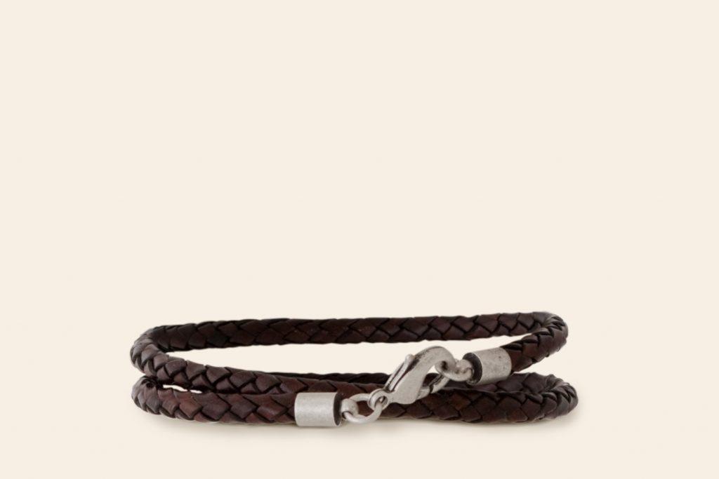 Bolo Leather bracelet - Heistercamp
