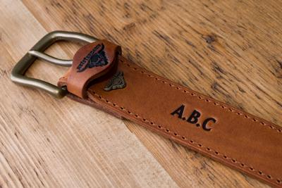 Belt Personalisation