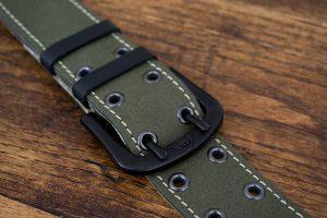 Heistercamp - Vanguard Limited Edition Guitar Strap - Buckle